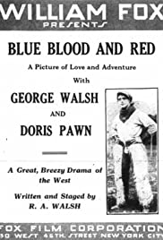 Blue Blood and Red Poster