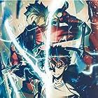 Bryce Papenbrook, Jun'ichi Suwabe, Noriaki Sugiyama, and Kaiji Tang in Gekijouban Fate/Stay Night: Unlimited Blade Works (2010)