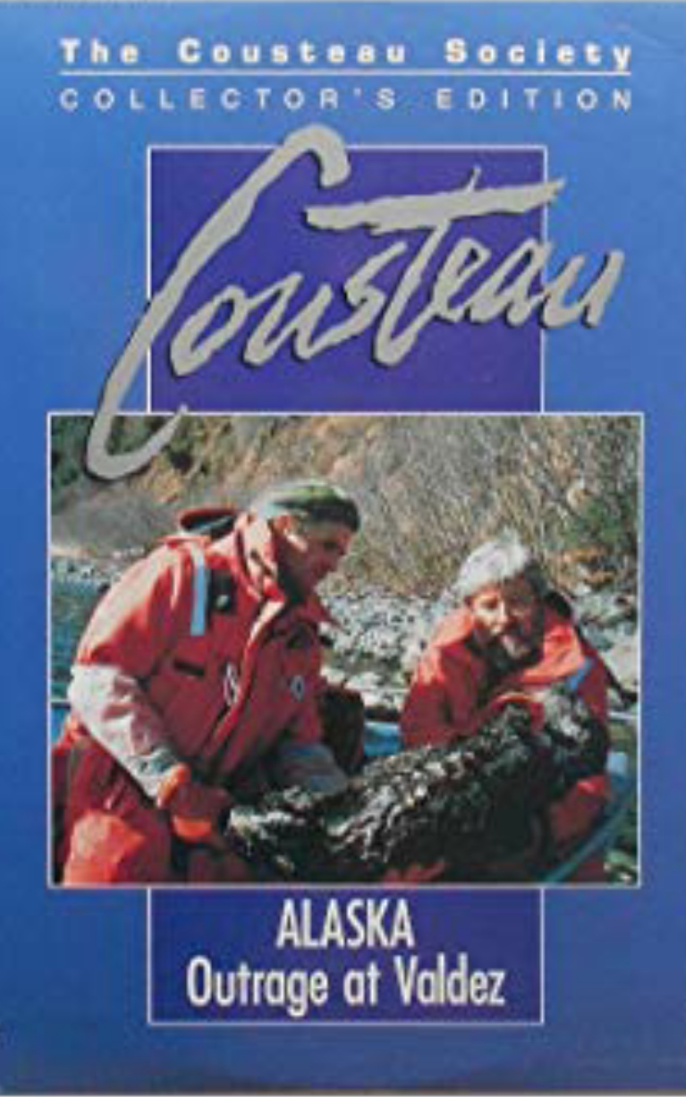 Cousteau: Alaska: Outrage at Valdez ((1989))
