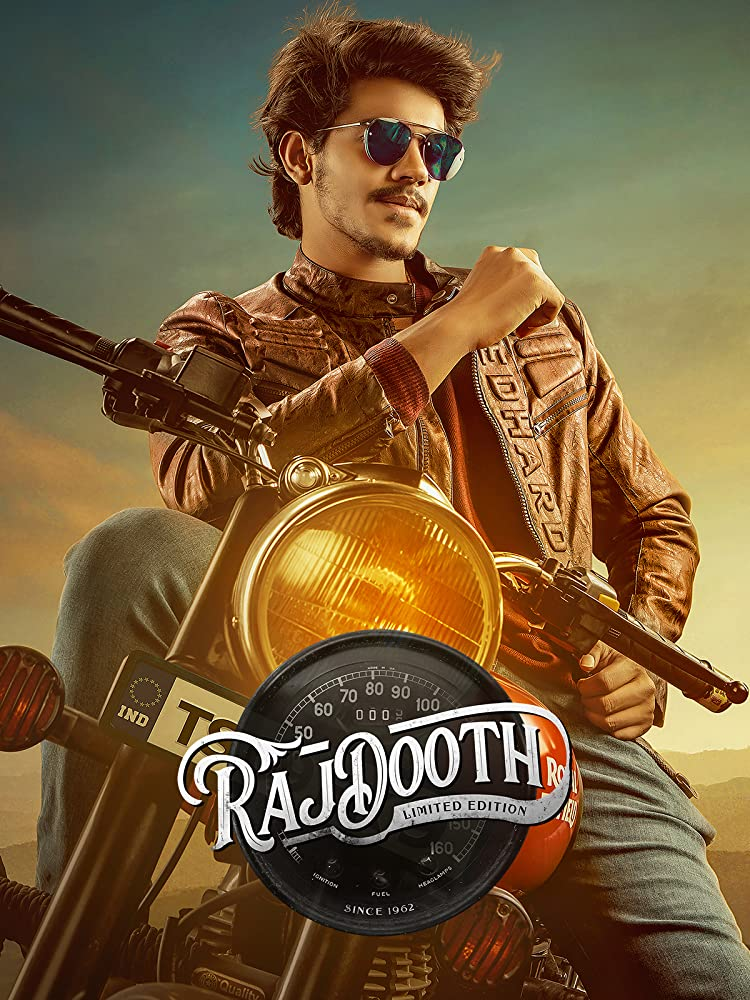 Rajdooth 2019 Telugu 720p HDRip 1.4GB ESubs