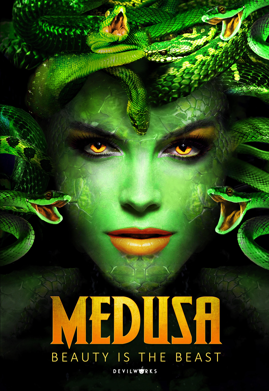 Medusa: Queen of the Serpents (2021)