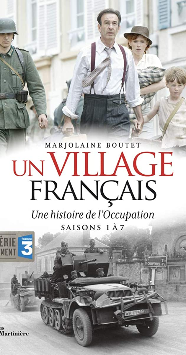 Un Village Français Tv Series 2009 2017 Imdb