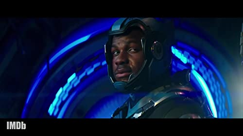 John Boyega and Crew Gear Up for 'Pacific Rim Uprising'