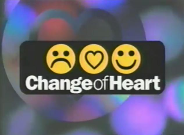 Change of Heart (TV Series 1998– ) - IMDb