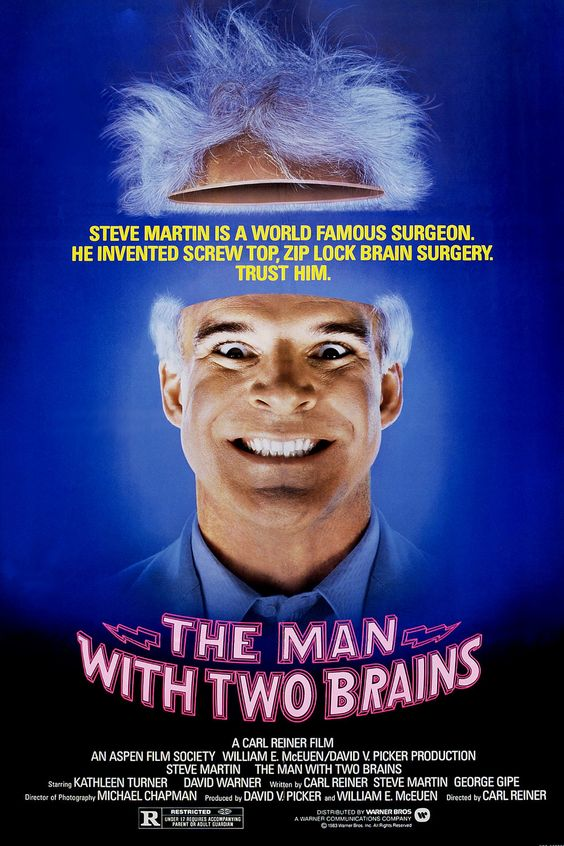 The Man with Two Brains (1983) ผู้ชายสมองแฝด