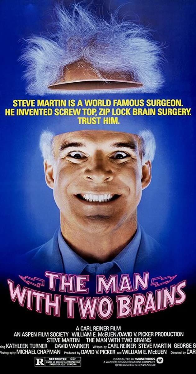 The Man With Two Brains 1983 Imdb