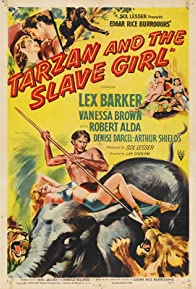 Primary photo for Tarzan and the Slave Girl