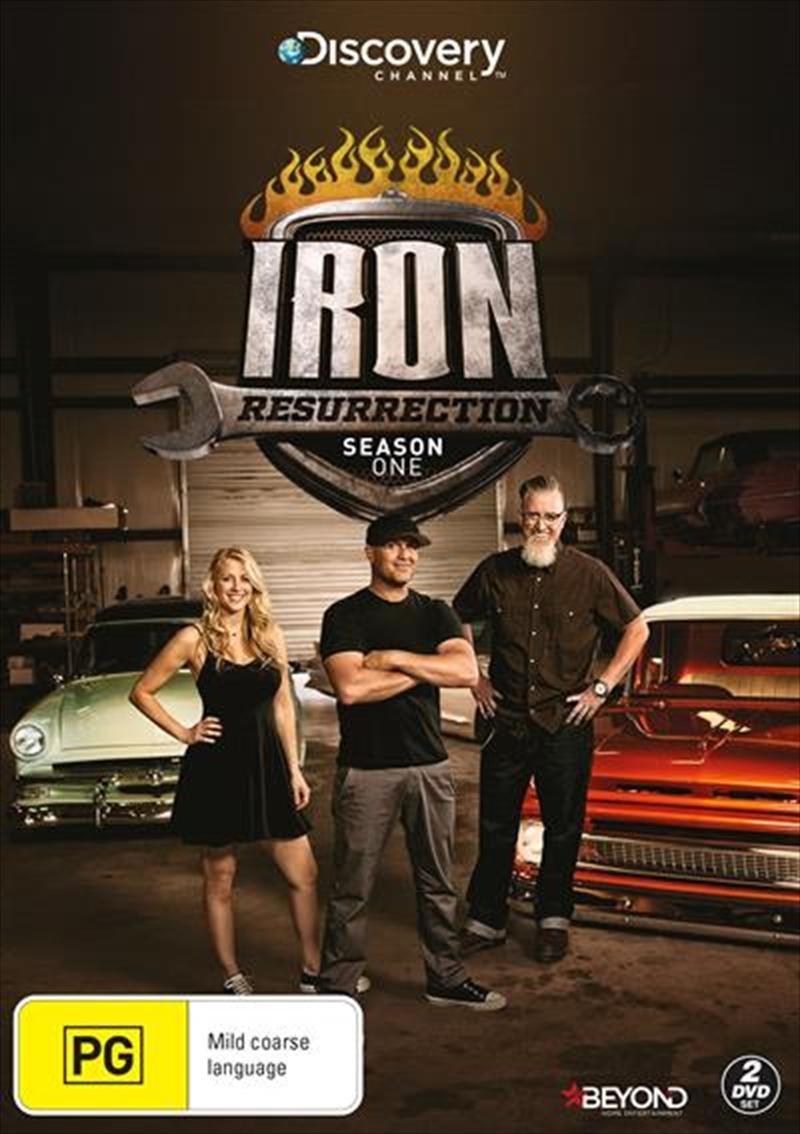 Watch Iron Resurrection