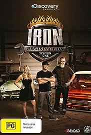 Iron Resurrection Poster