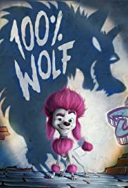 100% Wolf Poster