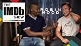 Taron Egerton and Jamie Foxx Re-envision 'Robin Hood' With Some Rock 'n' Roll