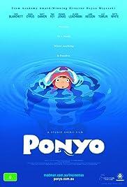 Ponyo: A Conversation with Miyazaki and John Lasseter Poster