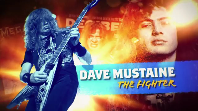 Dave Mustaine in Rock Icons (2015)