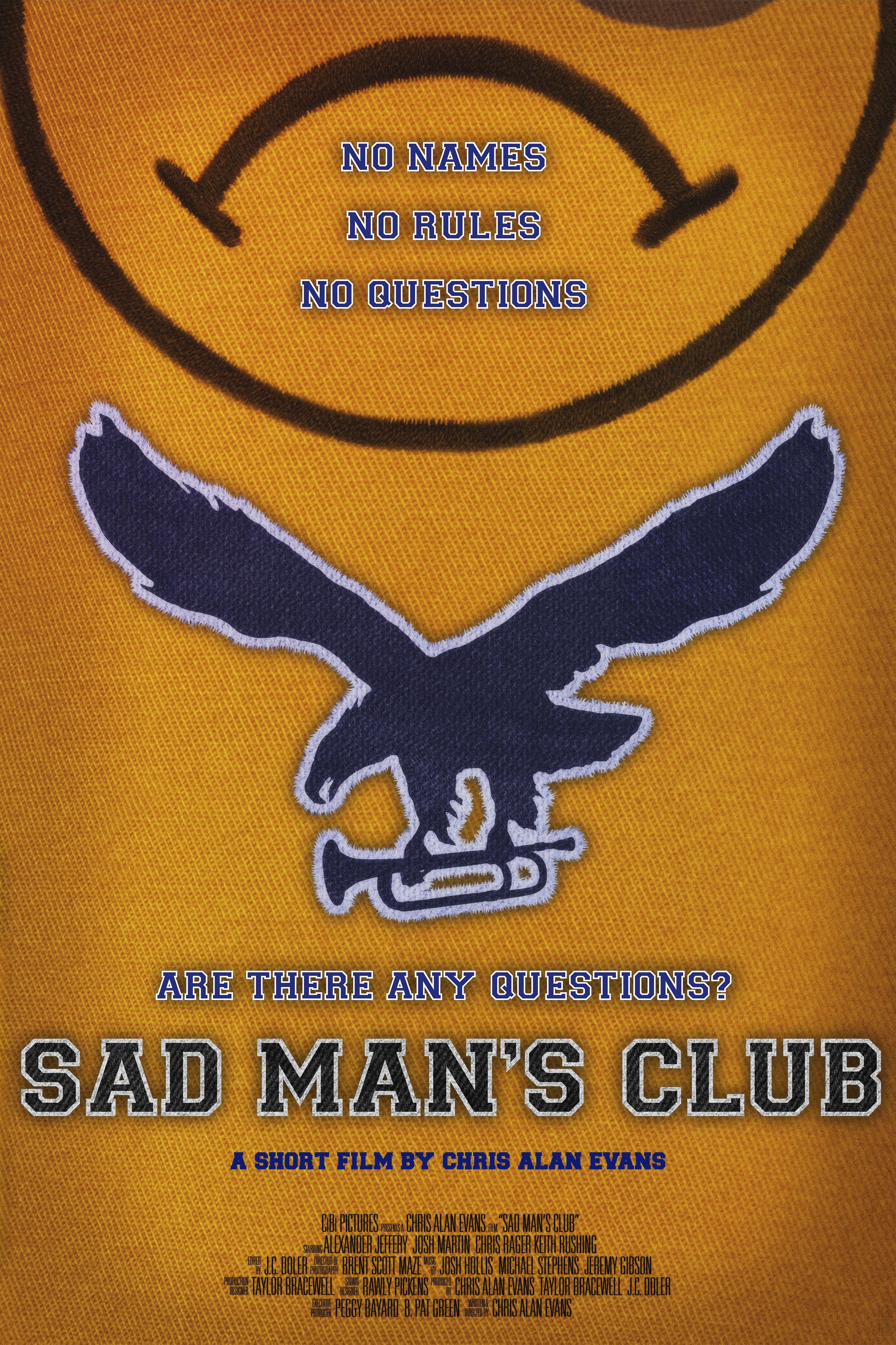 Sad Man's Club (2018) - IMDb