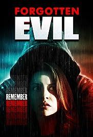 Forgotten Evil Poster