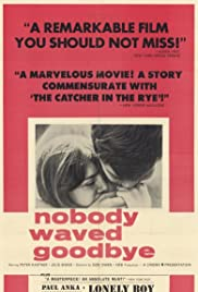 Nobody Waved Good-bye (1964) Poster - Movie Forum, Cast, Reviews