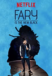 Fary Is the New Black Poster
