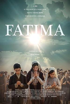 دانلود زیرنویس فارسی فیلم Fatima 2020
