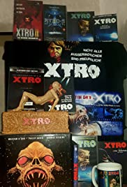 The World of Xtro Poster