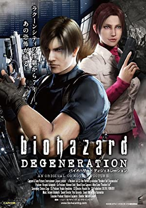 Where to stream Resident Evil: Degeneration