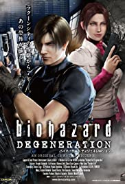 Resident Evil: Degeneration (2008) Poster - Movie Forum, Cast, Reviews