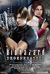 Primary photo for Resident Evil: Degeneration