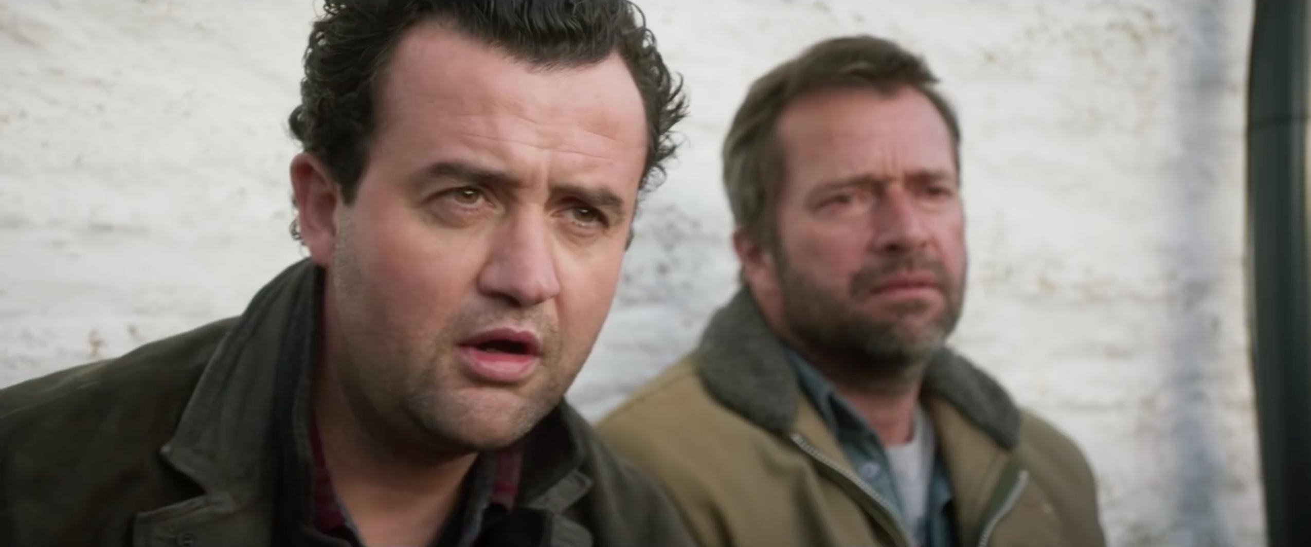 James Purefoy and Daniel Mays in Fisherman's Friends (2019)