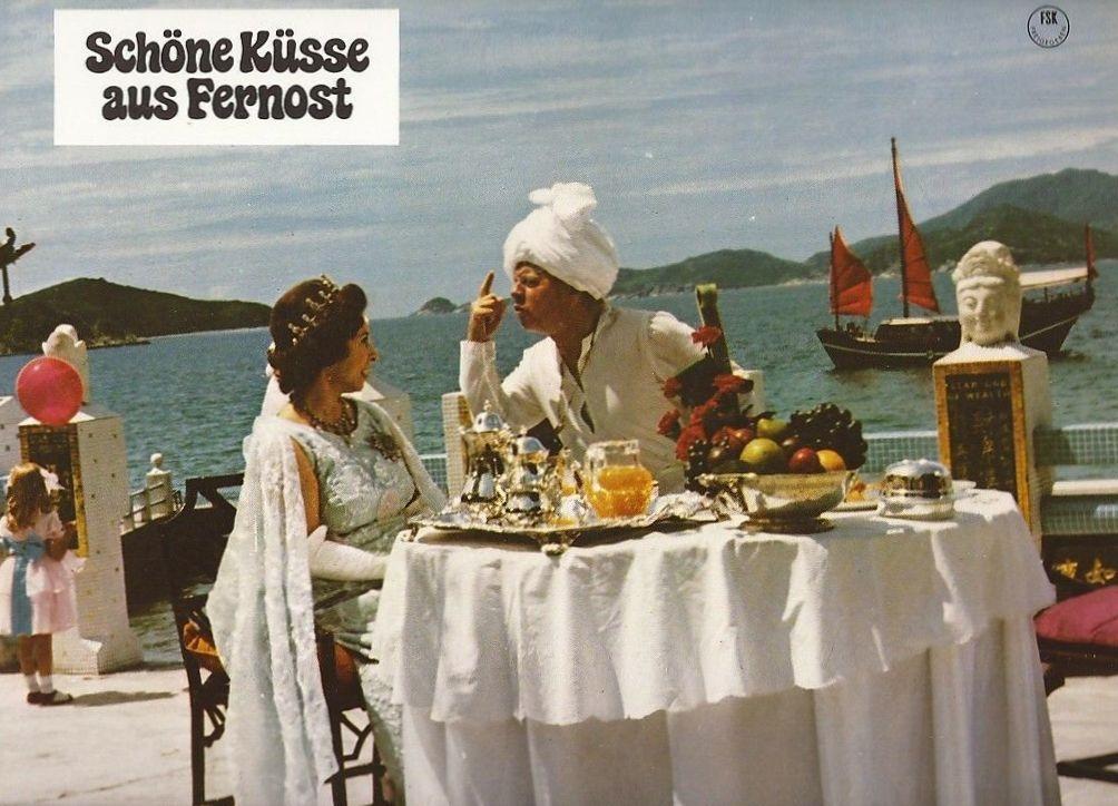 Huguette Funfrock in Bons baisers de Hong-Kong (1975)