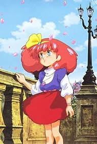 Megumi Hayashibara in Mahô no purinsesu Minkî Momo: Yume ni kakeru hashi (1993)