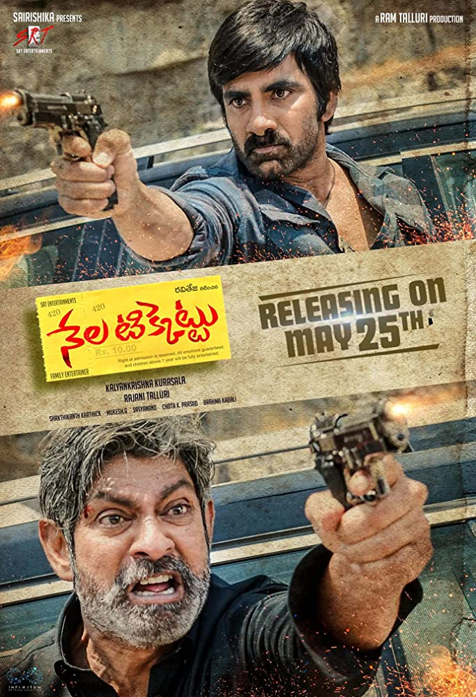Download Nela Ticket (2018) Telugu - HDTV - x264 - 700MB - Mp3 - MovCr Torrent
