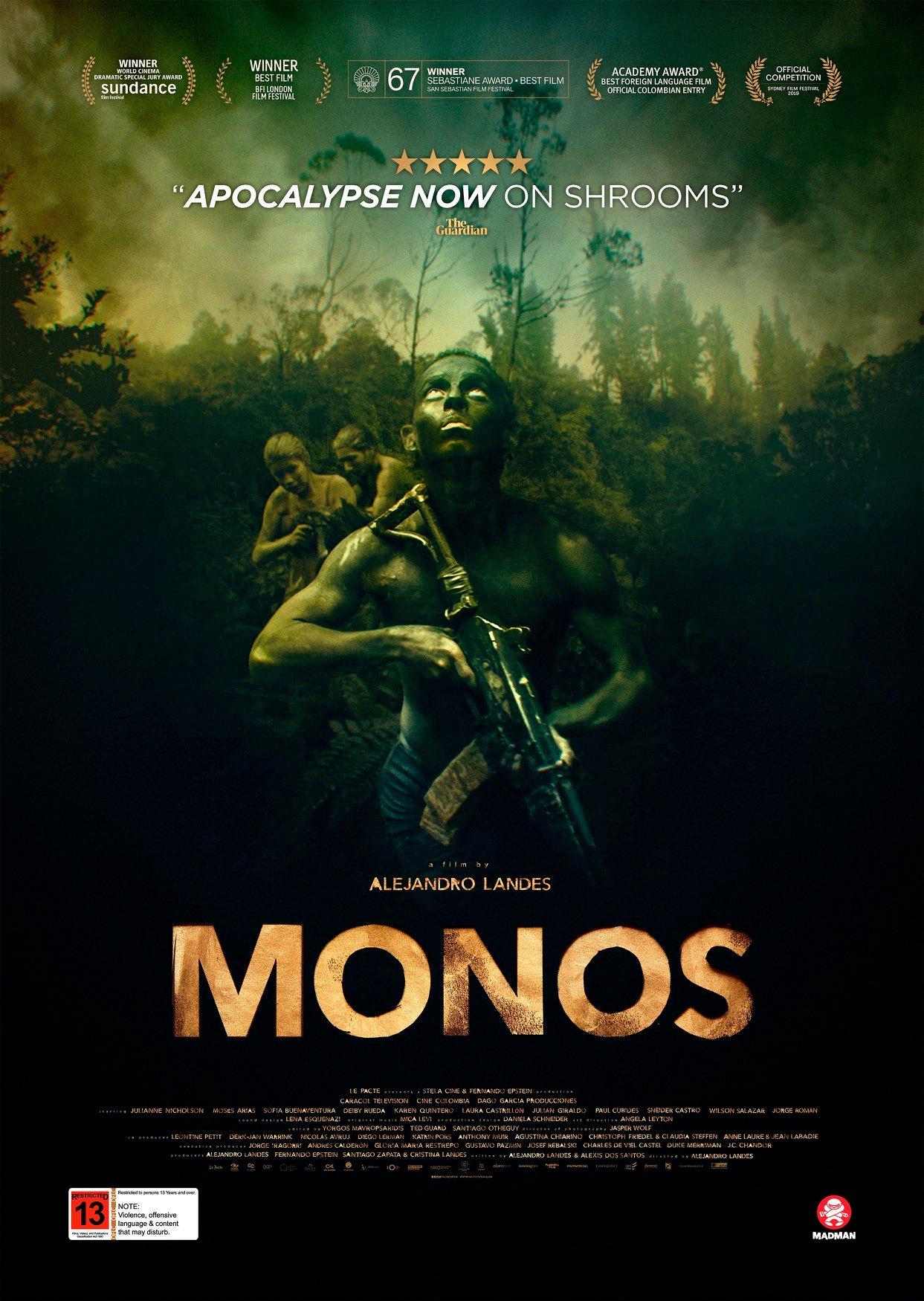 Monos (2019) - Photo Gallery - IMDb