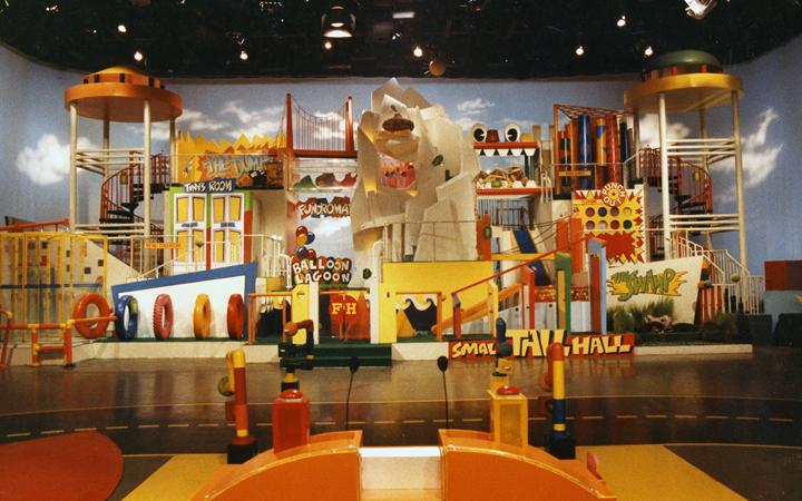 Fox's Fun House (1988-1991)