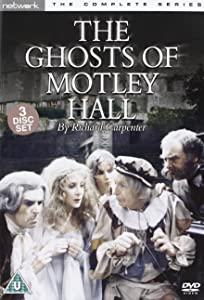 The Ghosts of Motley Hall UK