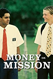 Money or Mission Poster