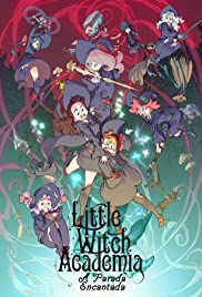 Little Witch Academia: The Enchanted Parade Poster
