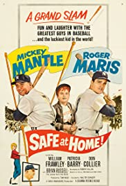 Safe at Home! (1962) Poster - Movie Forum, Cast, Reviews