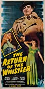 The Return of the Whistler (1948) Poster