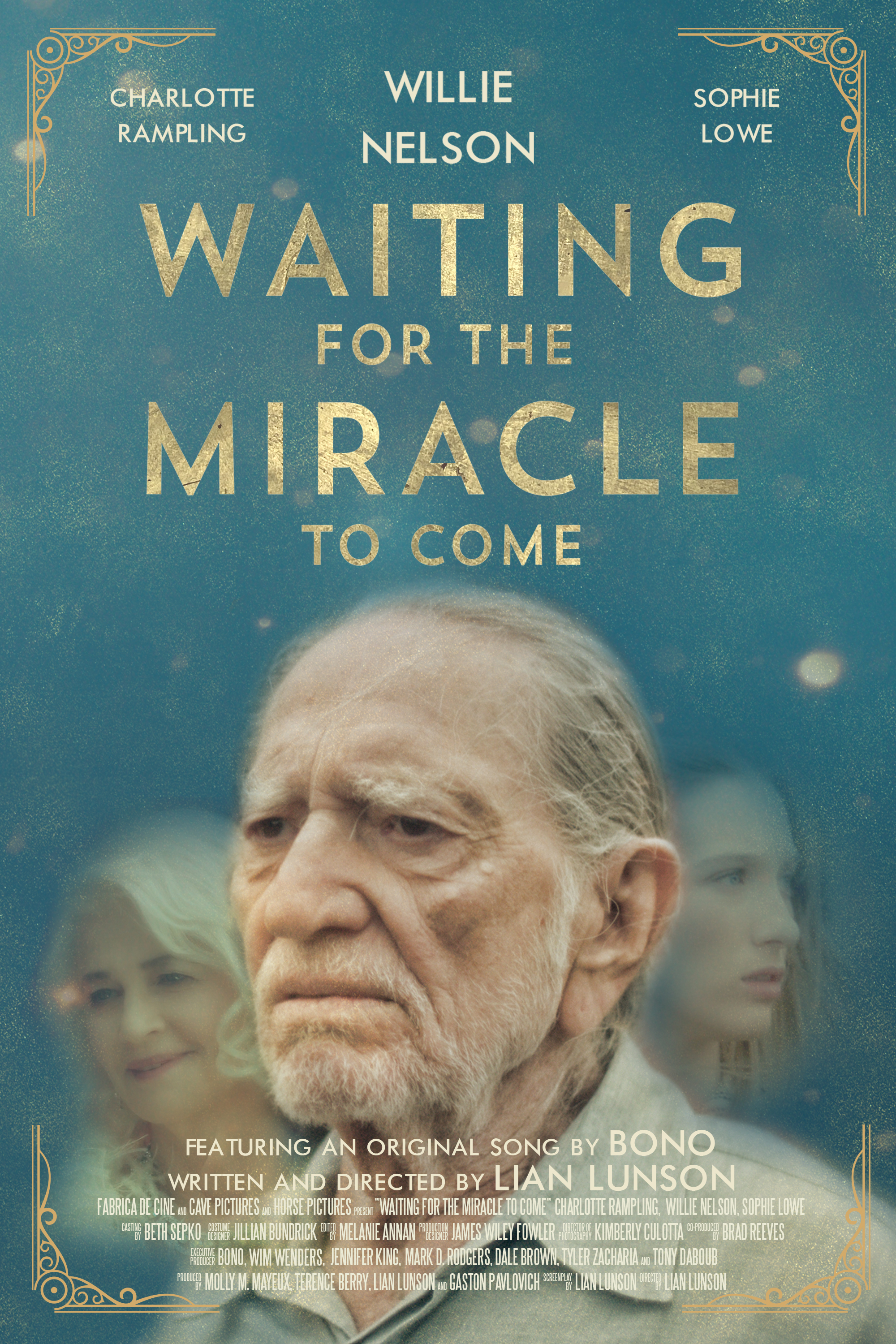 Waiting for the Miracle to Come (2018) - IMDb