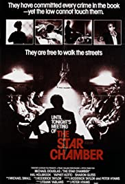 The Star Chamber (1983) Poster - Movie Forum, Cast, Reviews