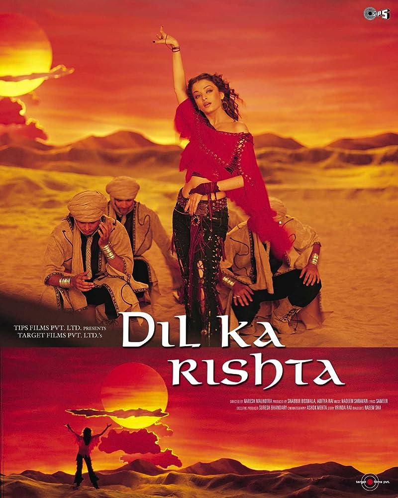 Dil Ka Rishta 2003 Hindi 450MB HDRip Download