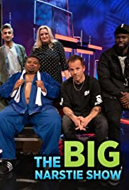 The Big Narstie Show Poster