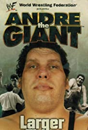Andre the Giant - Larger Than Life Poster