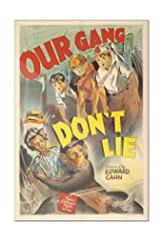 Don't Lie Poster