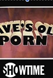 Dave's Old Porn Poster
