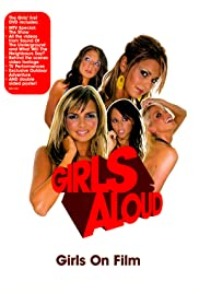 Girls Aloud: Girls on Film Poster