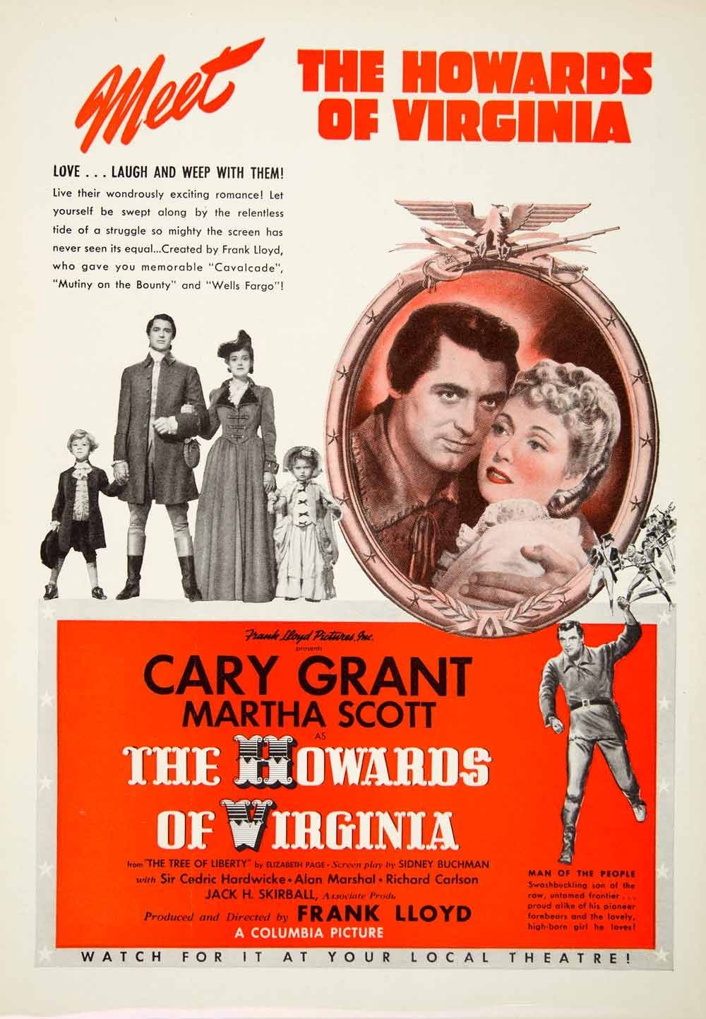 Image result for The Howards of Virginia 1940