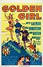 Golden Girl (1951) Poster