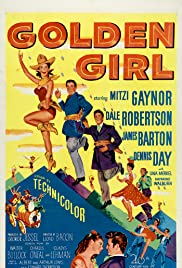 Golden Girl (1951) Poster - Movie Forum, Cast, Reviews