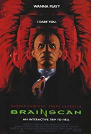 Brainscan (1994) Poster - Movie Forum, Cast, Reviews
