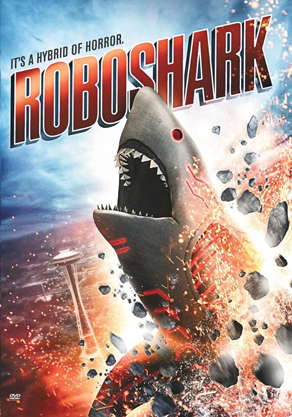 Roboshark 2015 Hindi Dual Audio 720p HDRip 950MB Download